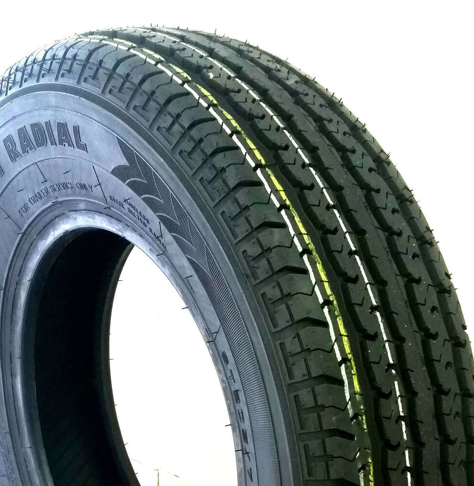 235 75r15 Truck Tires ... King Radial ST 205/75-15 2057515 8 PLY D Load Tire / Tires | eBay
