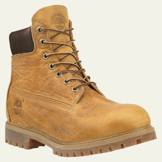 new men 39 s timberland heritage 6 inch premium waterproof boots 27092 wheat ebay. Black Bedroom Furniture Sets. Home Design Ideas
