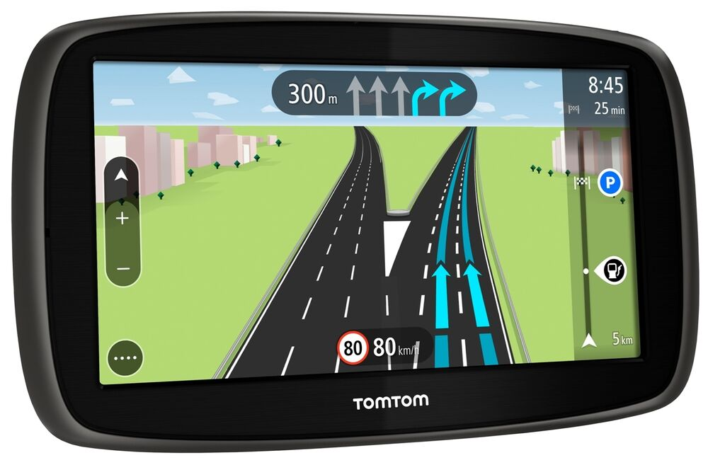 tomtom start 40 m z europa free lifetime maps fahrspur. Black Bedroom Furniture Sets. Home Design Ideas