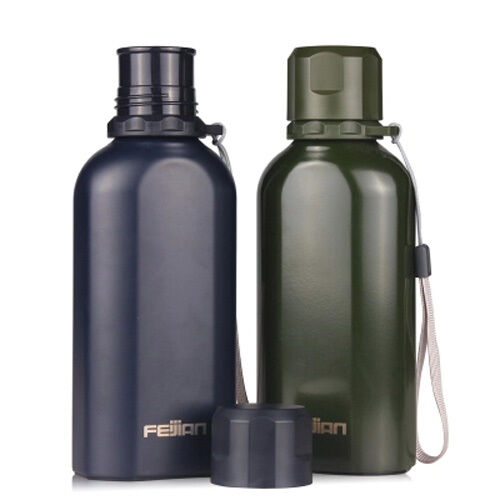 Outdoor Army Military Stainless Steel Water Drinking ...