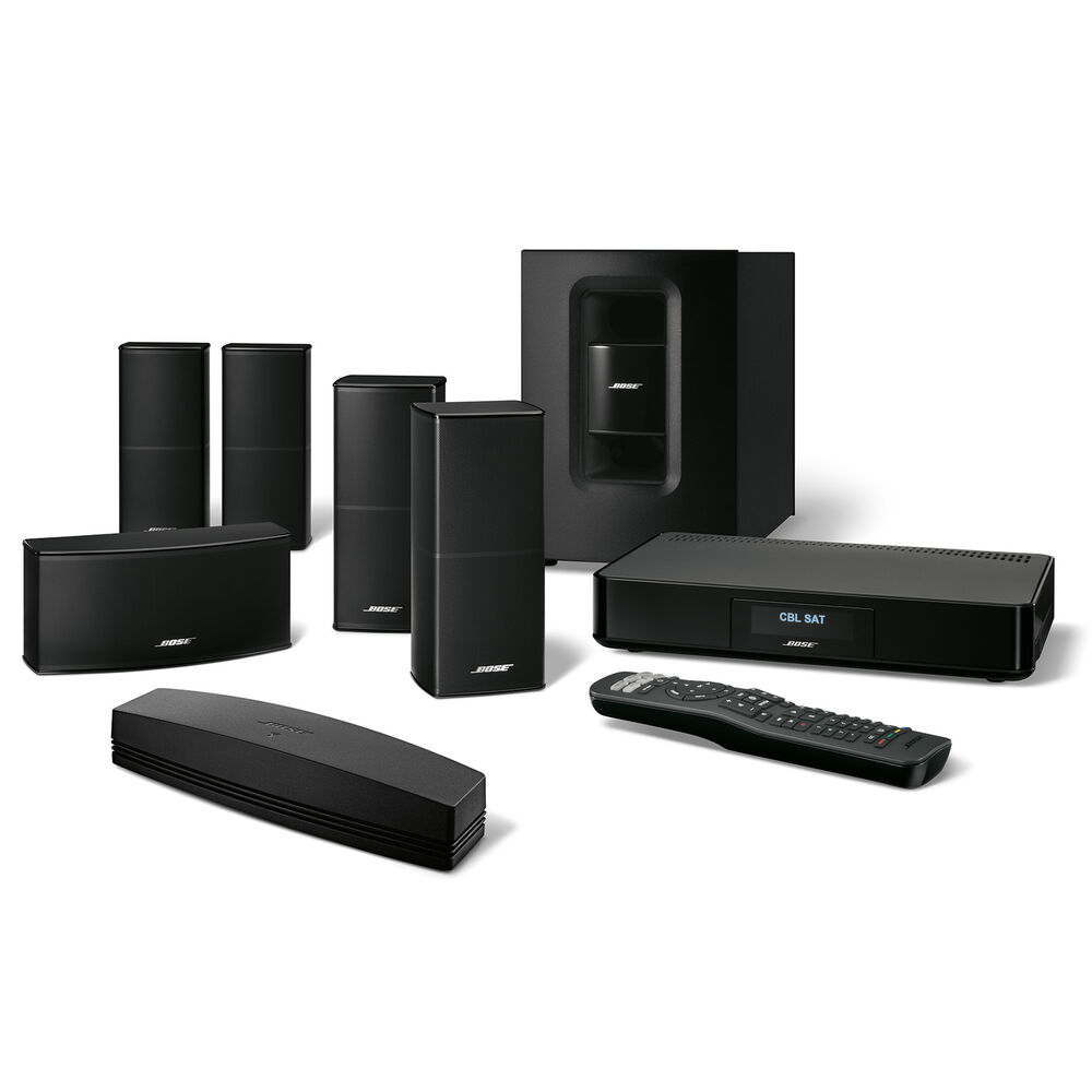 bose soundtouch 520 home theater system ebay. Black Bedroom Furniture Sets. Home Design Ideas