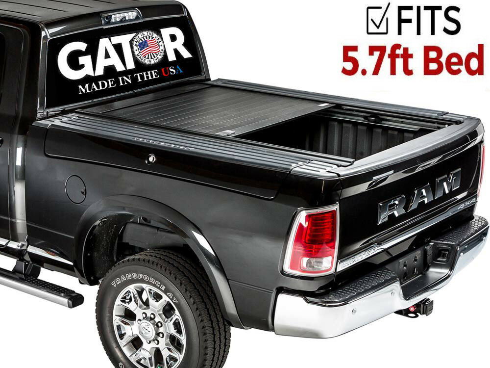 gatortrax tonneau truck bed cover dodge ram 1500 2009 2017. Black Bedroom Furniture Sets. Home Design Ideas
