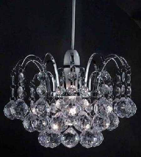Chandelier Style Ceiling Pendant Light Shade Acrylic