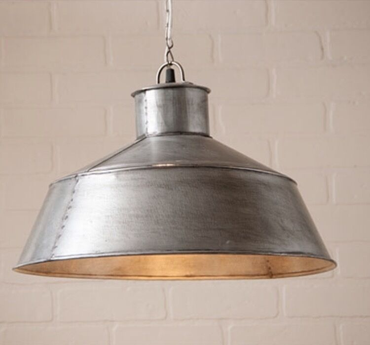 Springhouse Pendant Hanging Light Farmhouse Country