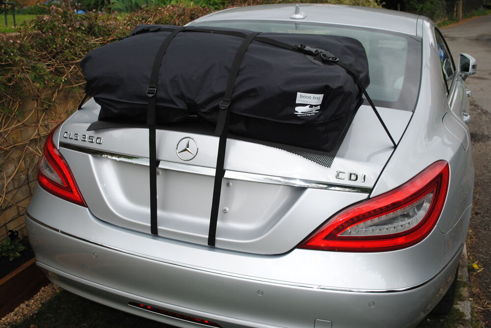 Mercedes benz cls cla roof box roof rack luggage rack for Mercedes benz roof box