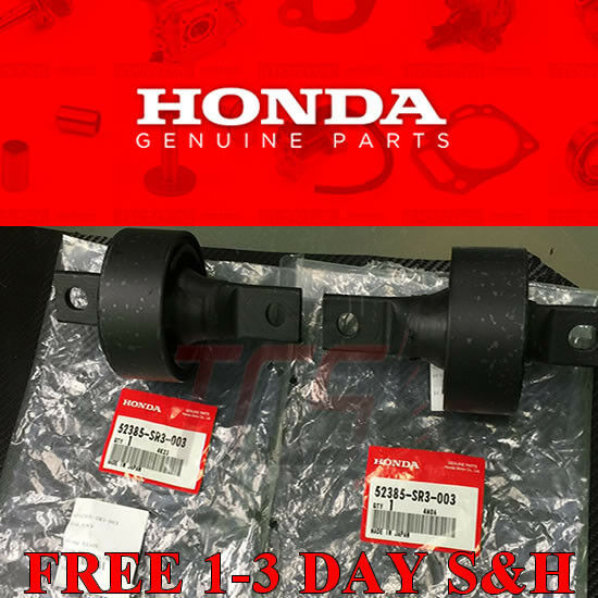 genuine oem honda trailing arm bushing pair