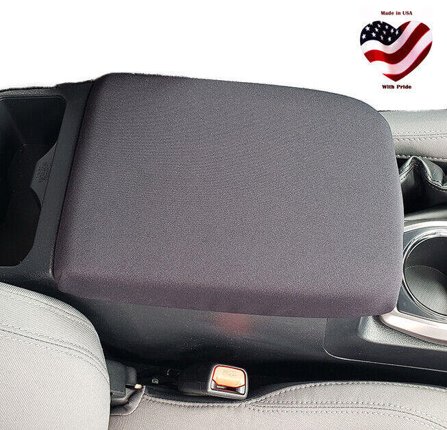 Suv Center Armrest Console Neoprene Cover Fits Toyota