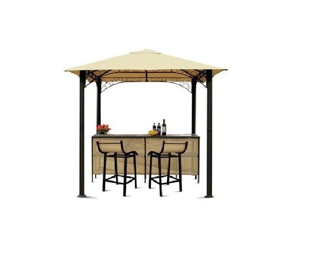 CANOPY ONLY For The Range Rome Barzebo 2.4m X 2.4m Single