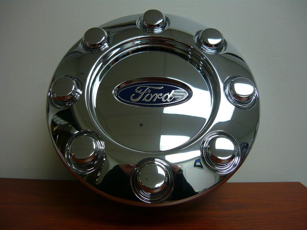 Ford Parts Wheels : New ford oem f super duty chrome wheel