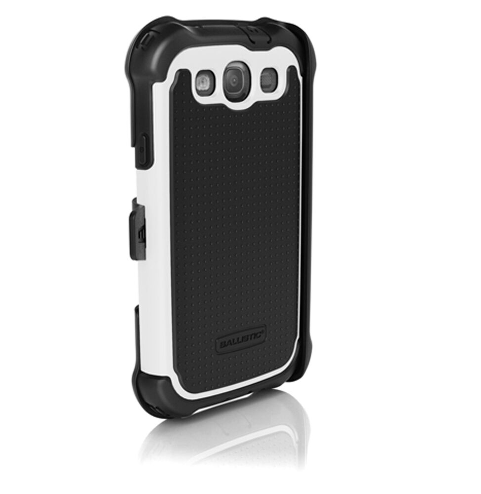 ... M385 MAXX Case with Holster for Samsung Galaxy S3 - Black/White : eBay