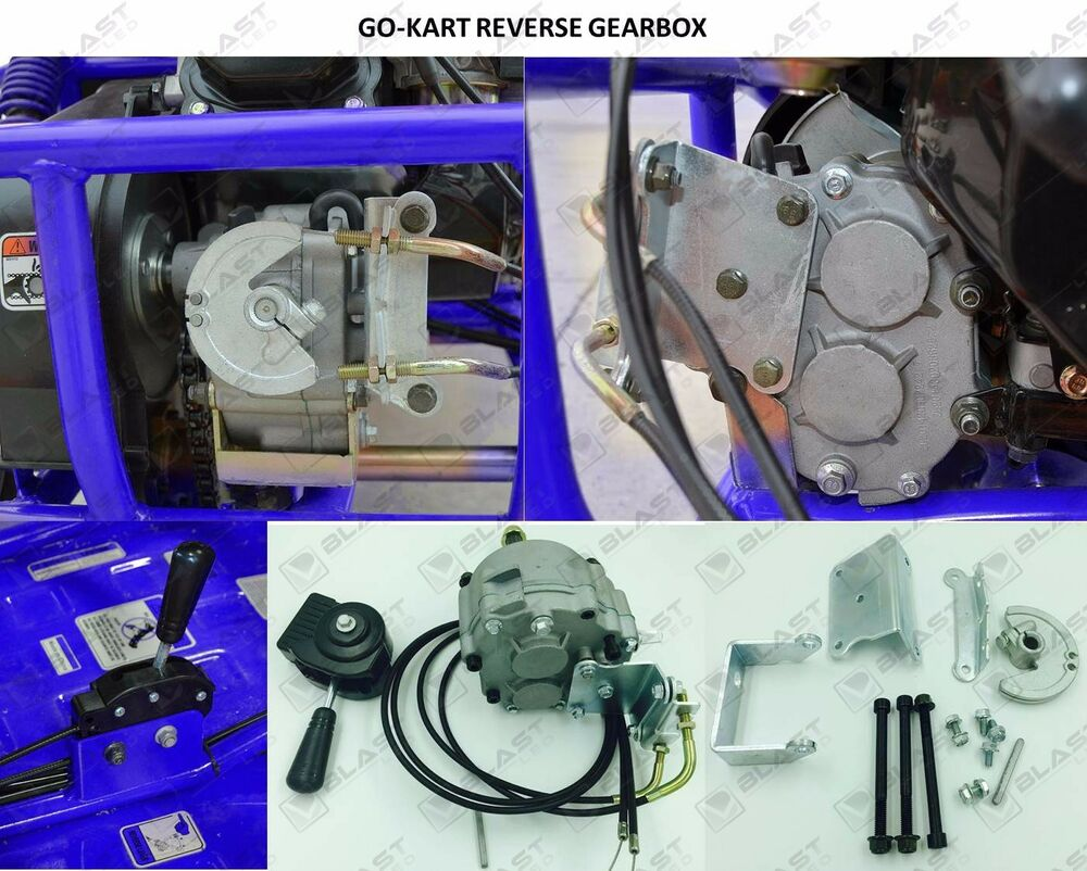 S L on Gy6 150cc Engine With Reverse