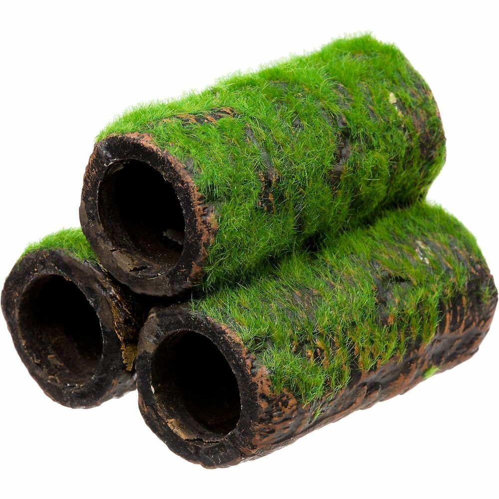 Hideaway pipes large 3 in rr1096 penn plax ebay for Petco fish supplies