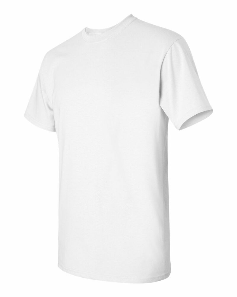 50 blank gildan softstyle white t shirt 64000 bulk plain Cheap plain white shirts
