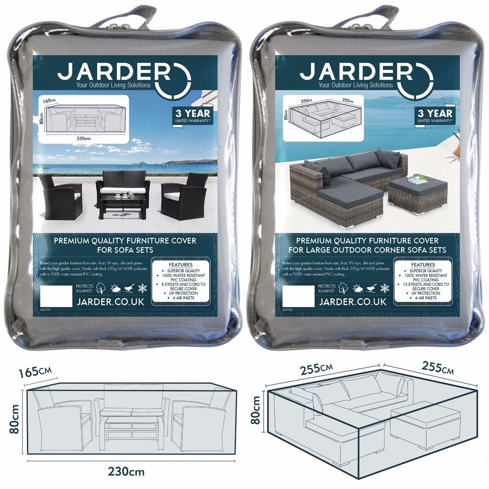 jarder outdoor garden furniture covers for large corner With jarder garden furniture covers