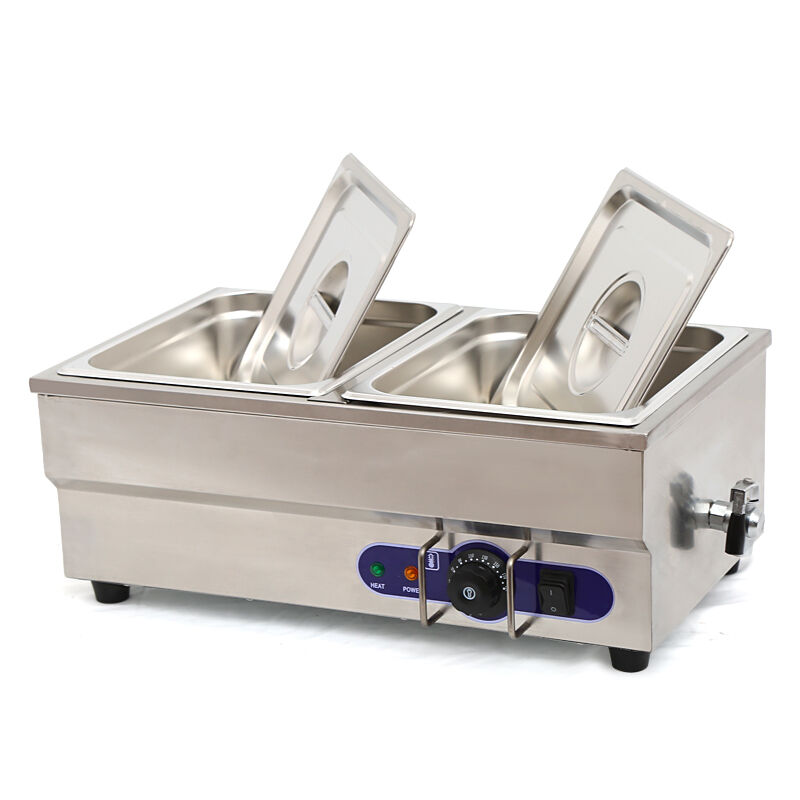 Portable Food Warmers For Catering ~ Food warmer restaurant bain marie steam table quot deep