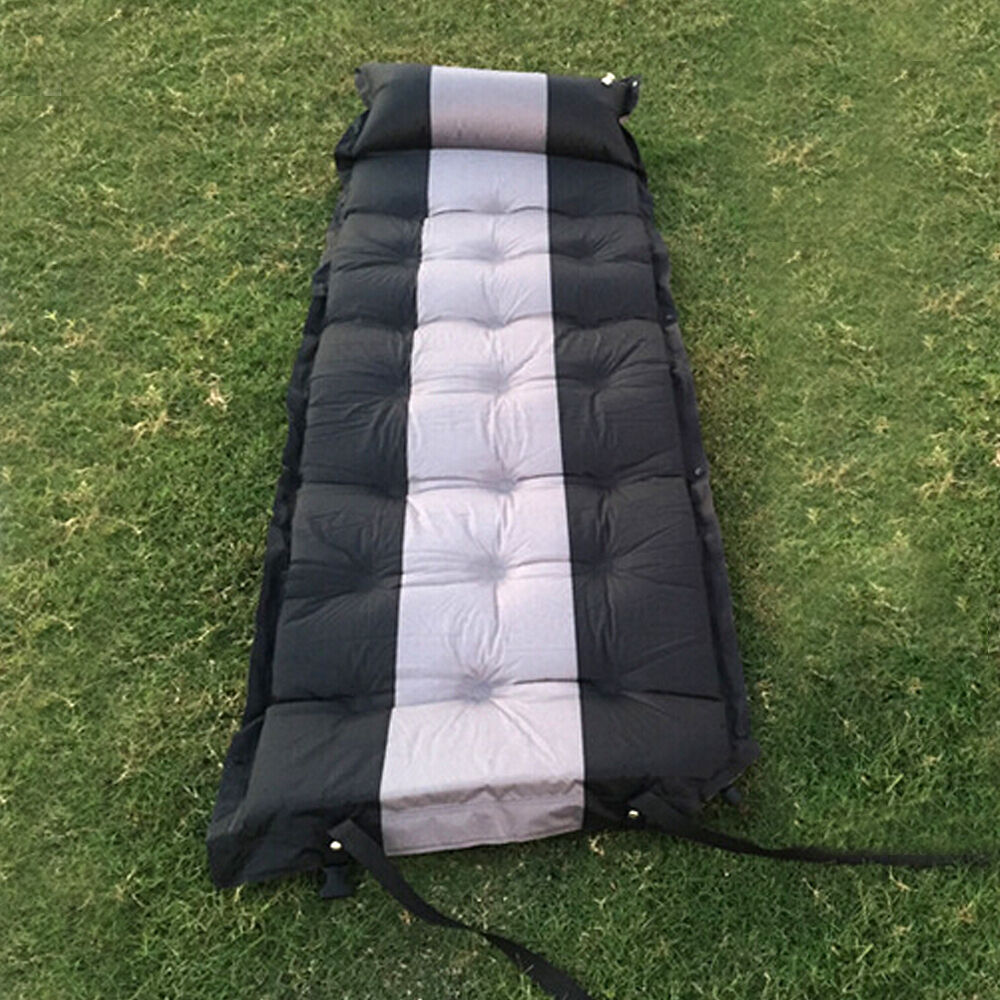Thicken Self Inflating Air Pad Mattress Outdoor Hiking