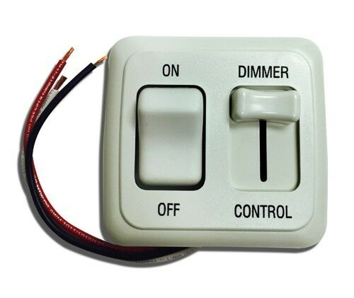 12 Volt Led Lights For Homes: LED Dimmer Switch 12 Volt On-off Light RV Motor Home