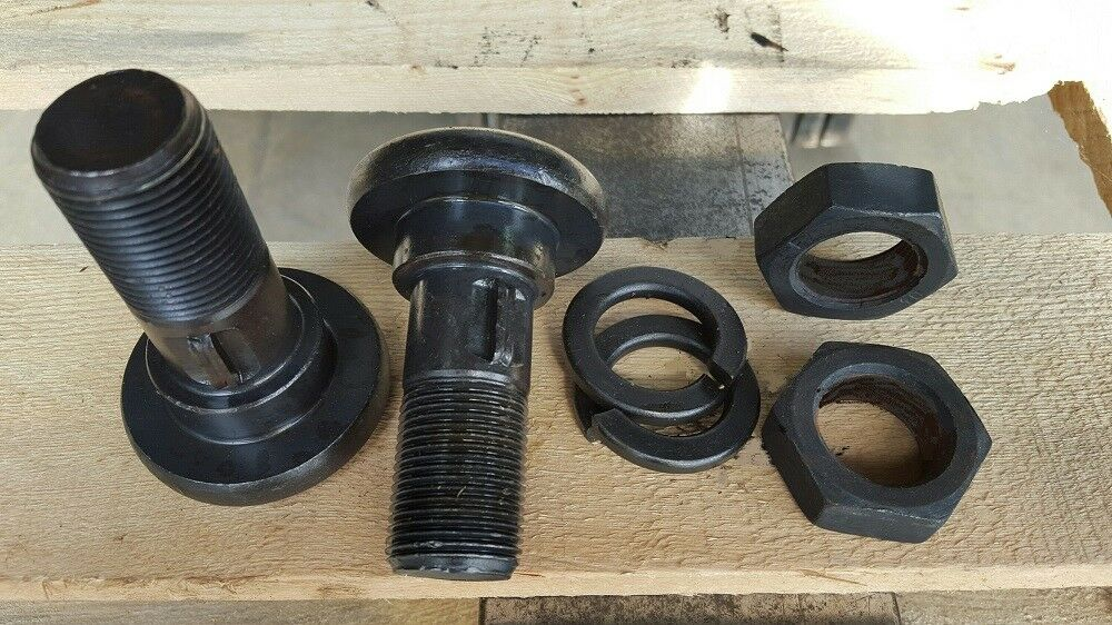 Replacement Rotary Cutter Blade Bolt Kit Bush Hog Code