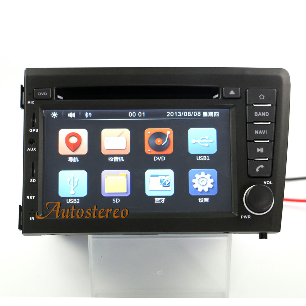 Double Din Car GPS Navigation MP3 DVD Player Headunit for VOLVO S60 V70 XC70 | eBay
