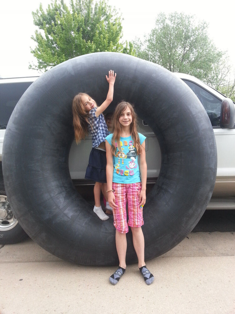 Super Colossal Extra Large Inner Tube For Floating And