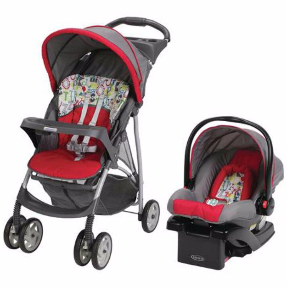 GRACO Stroller & Car Seat Travel System Infant Baby Kids ...
