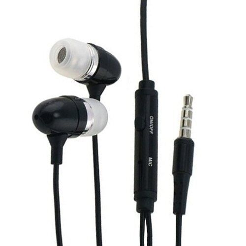 Earbuds microphone ivyline - samsung earbuds with microphone black
