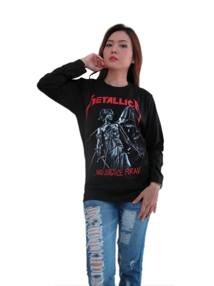 the gallery for gt metallica shirt for women