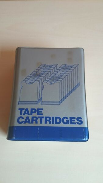 ORGAPLUS MICRODRIVE CARTRIDGE STORAGE BOX FOR THE SINCLAIR QL/ZX SPECTRUM/ICLOPD
