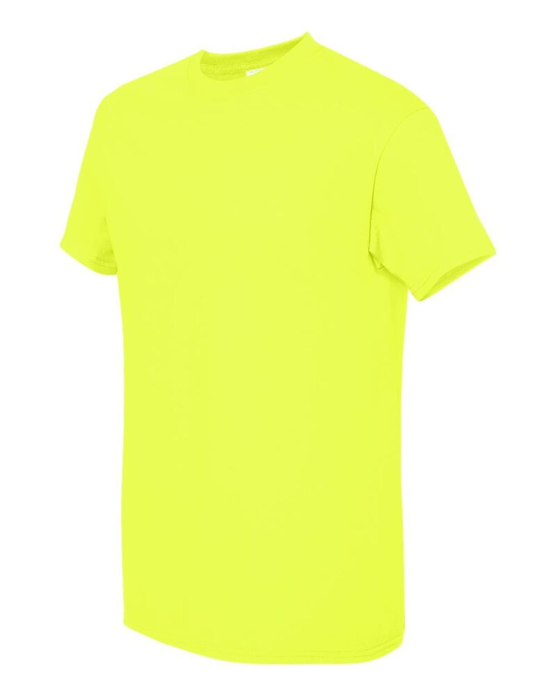 100 T-SHIRTS SAFETY GREEN BLANK WHOLESALE BULK LOT SMLXL ...