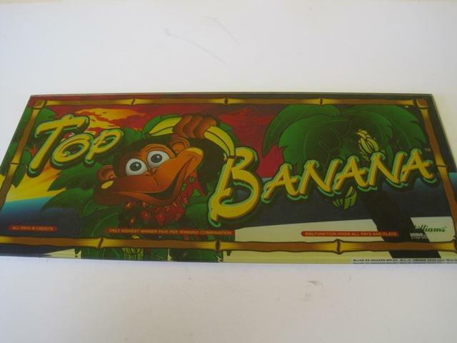 top banana slot machine