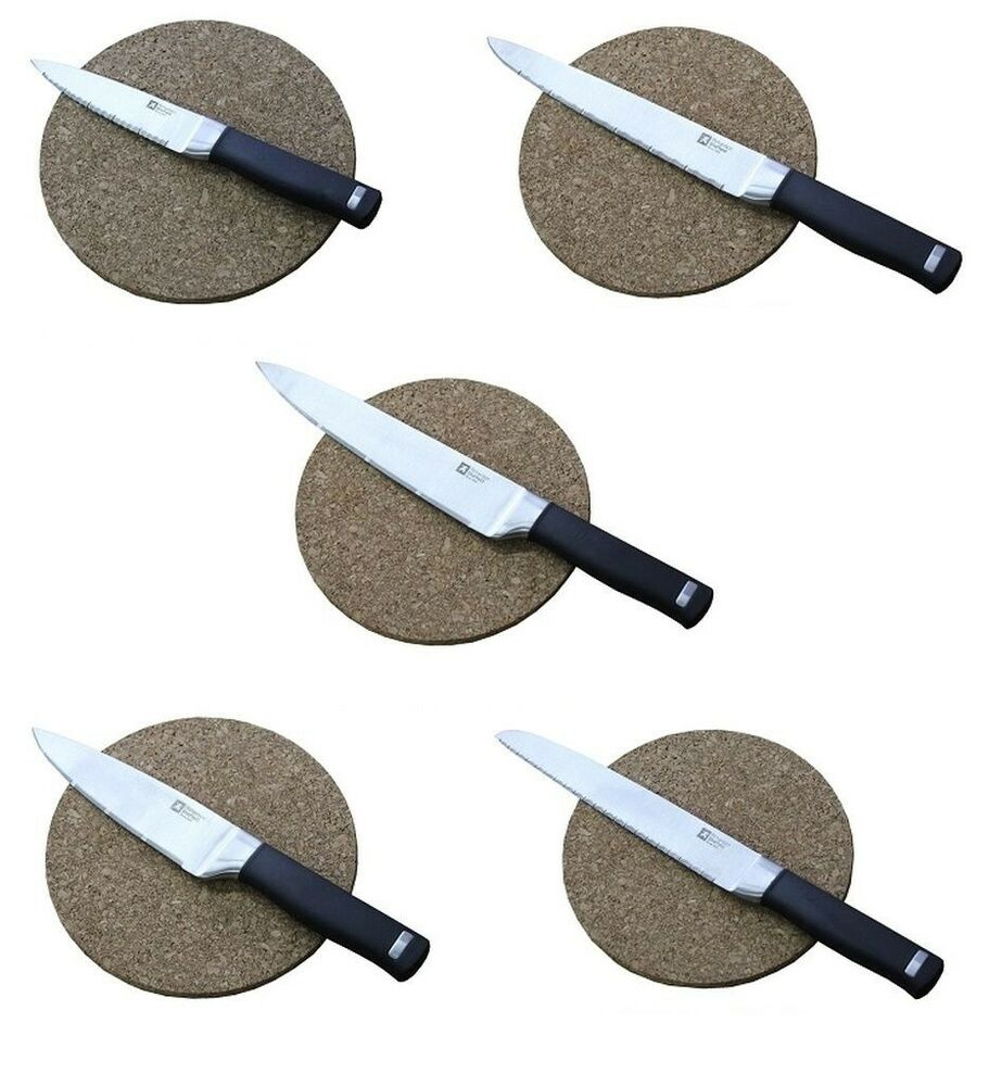 allzweckmesser k chenmesser kochmesser solingen brotmesser fleischmesser set ebay. Black Bedroom Furniture Sets. Home Design Ideas