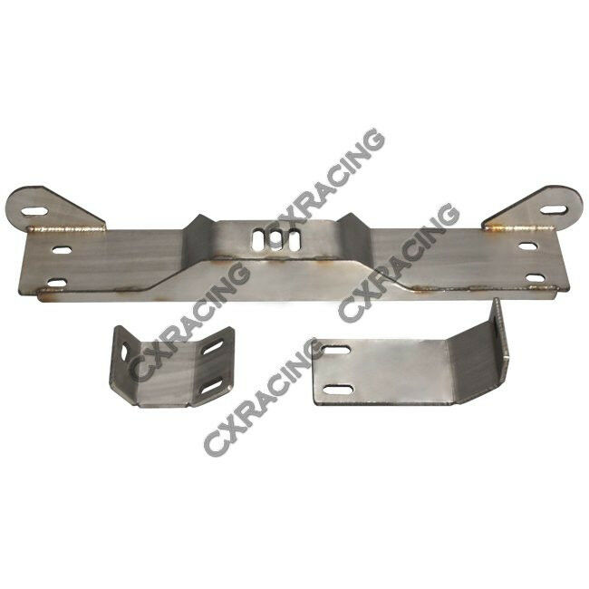 CXRacing T56 Transmission Mount Kit For 79-93 Ford Mustang