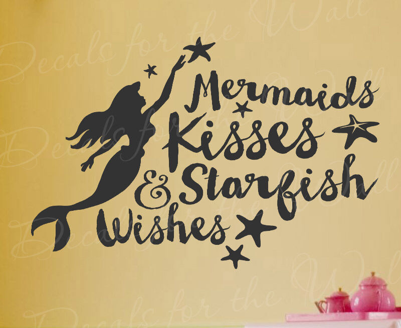 Bedroom Wall Stickers Quotes Ebay