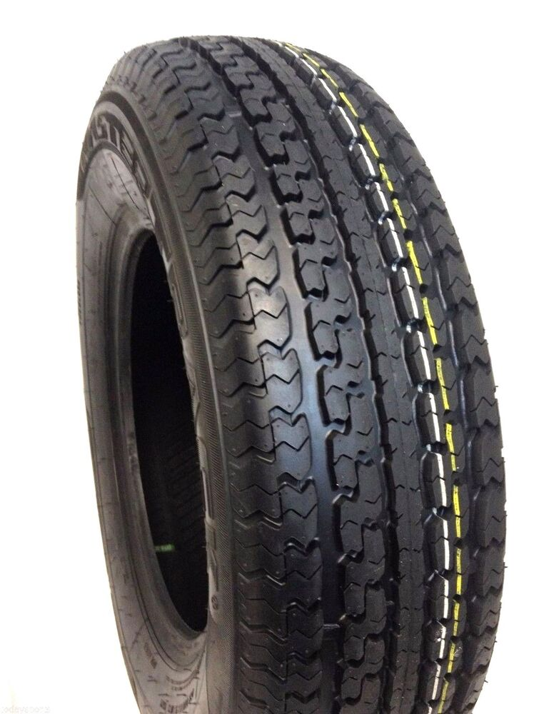 E Rated Tires 4 New ST 235/80R16 FRE...