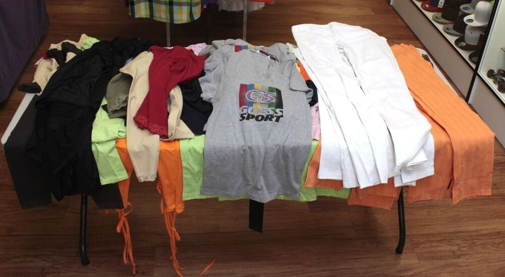 Wholesale Lots Of Name Brand Clothing