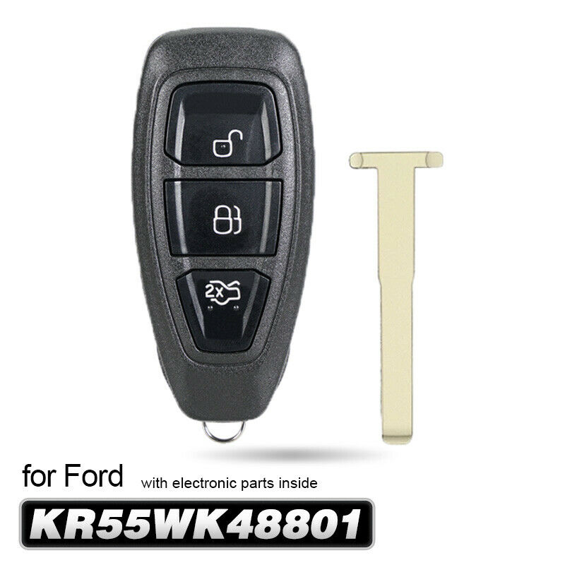Ford Focus Car Key Programming