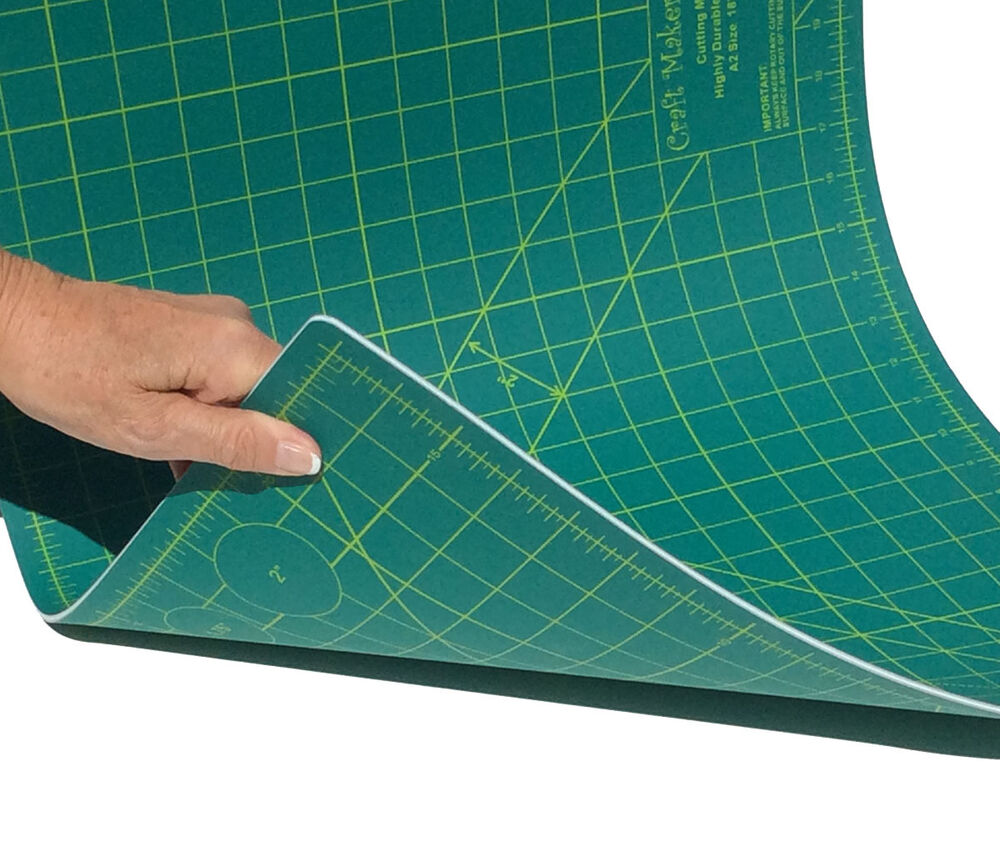 Self Healing Cutting Mat 18x24 Quilting Craft Fabric