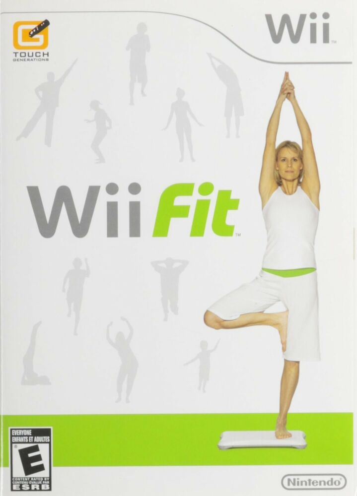 WII FIT! FITNESS, HEALTH, BIGGEST LOSER, WORKOUT CARDIO ...