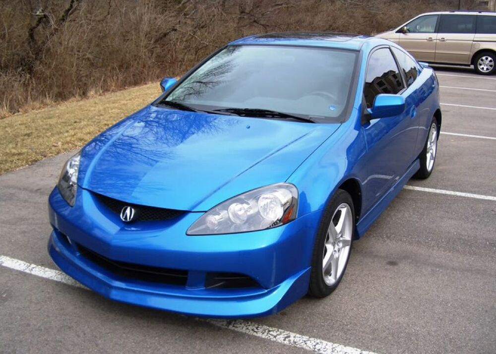 new mugen style 05 06 2005 2006 acura rsx front lip body. Black Bedroom Furniture Sets. Home Design Ideas