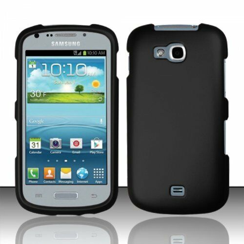 For Samsung Galaxy Axiom R830 / Admire 2 Rubberized Hard Snap on Skin ...