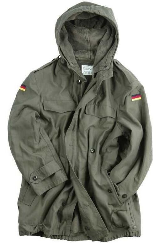 German Army Parka: Coats & Jackets | eBay