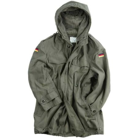 img-BRAND NEW CLASSIC GERMAN ARMY NATO PARKA MILITARY COMBAT LINED WINTER COAT S-6XL