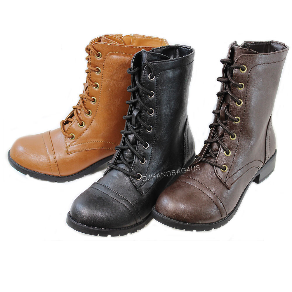 Zipper Shoe Boot Women