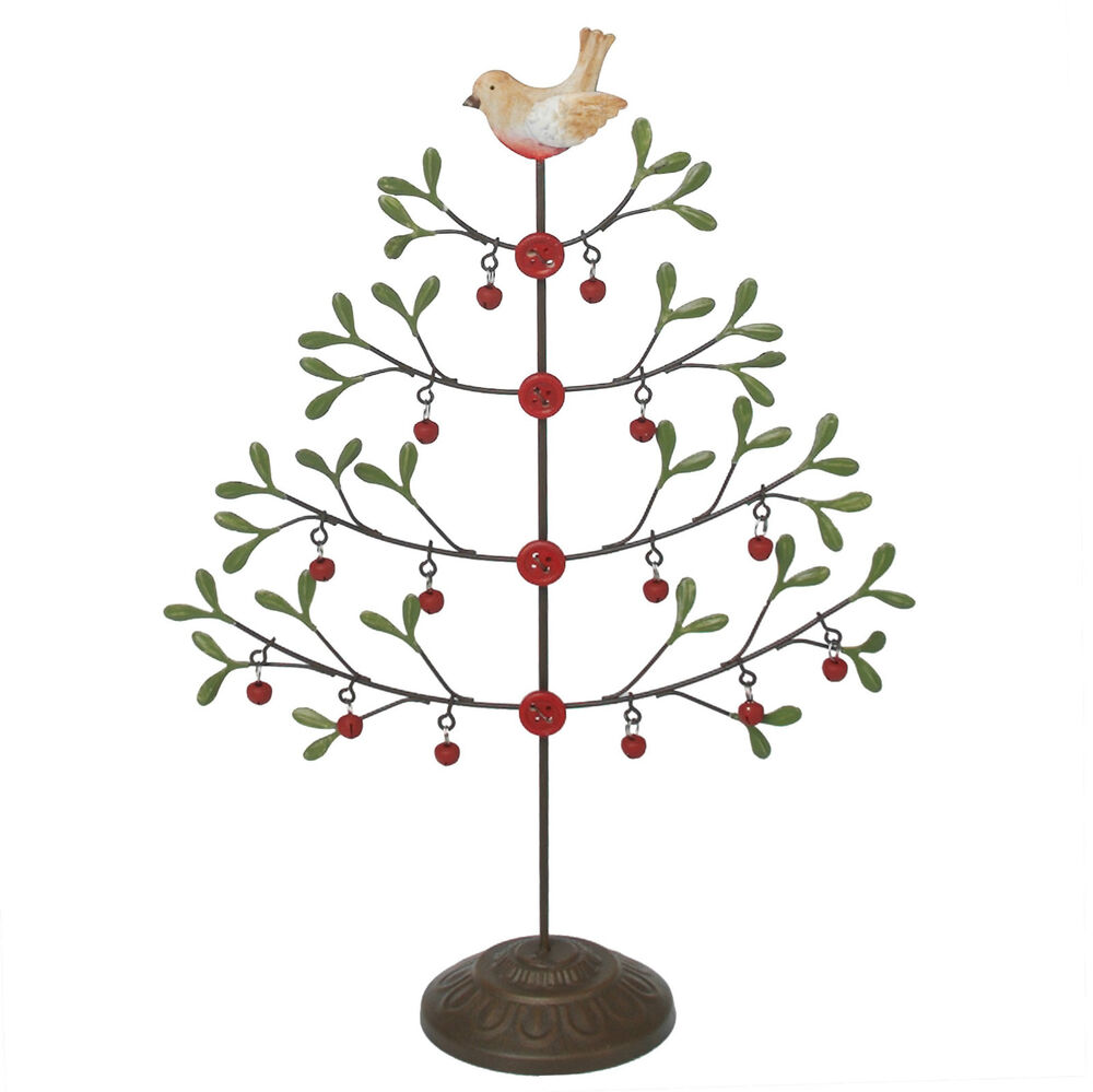Metal Tabletop Christmas Tree