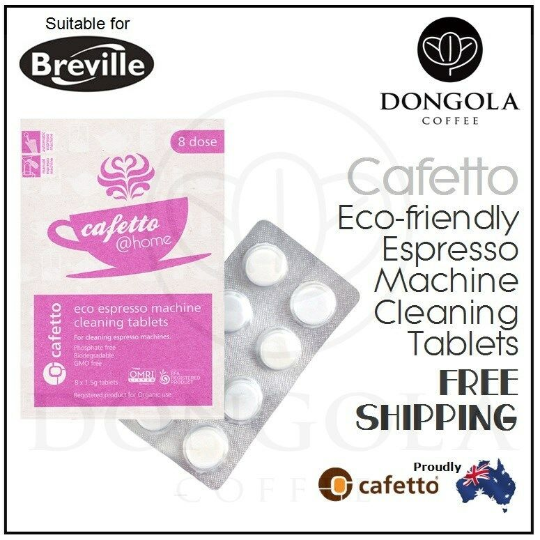 breville coffee machine cleaning tablets