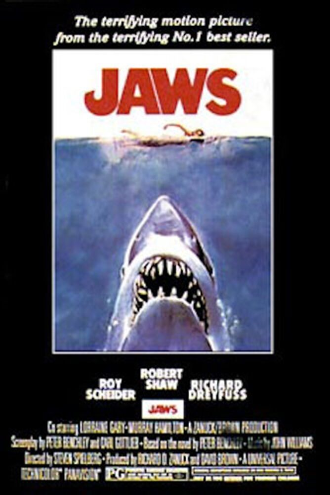 suspense in steven spielbergs movie jaws How does the director steven spielberg make 'jaws' a  featuring various techniques to create suspense  also jaws was the type of movie which did not.