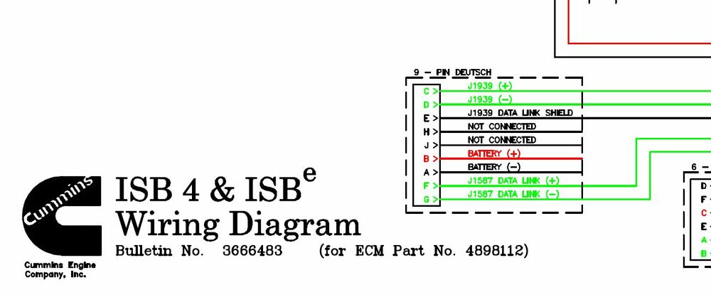 qsb6 7 wiring diagram isl wiring diagram wiring diagram
