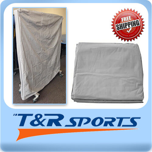 Indoor Cover Weatherproof Upright Flat Table Tennis Table