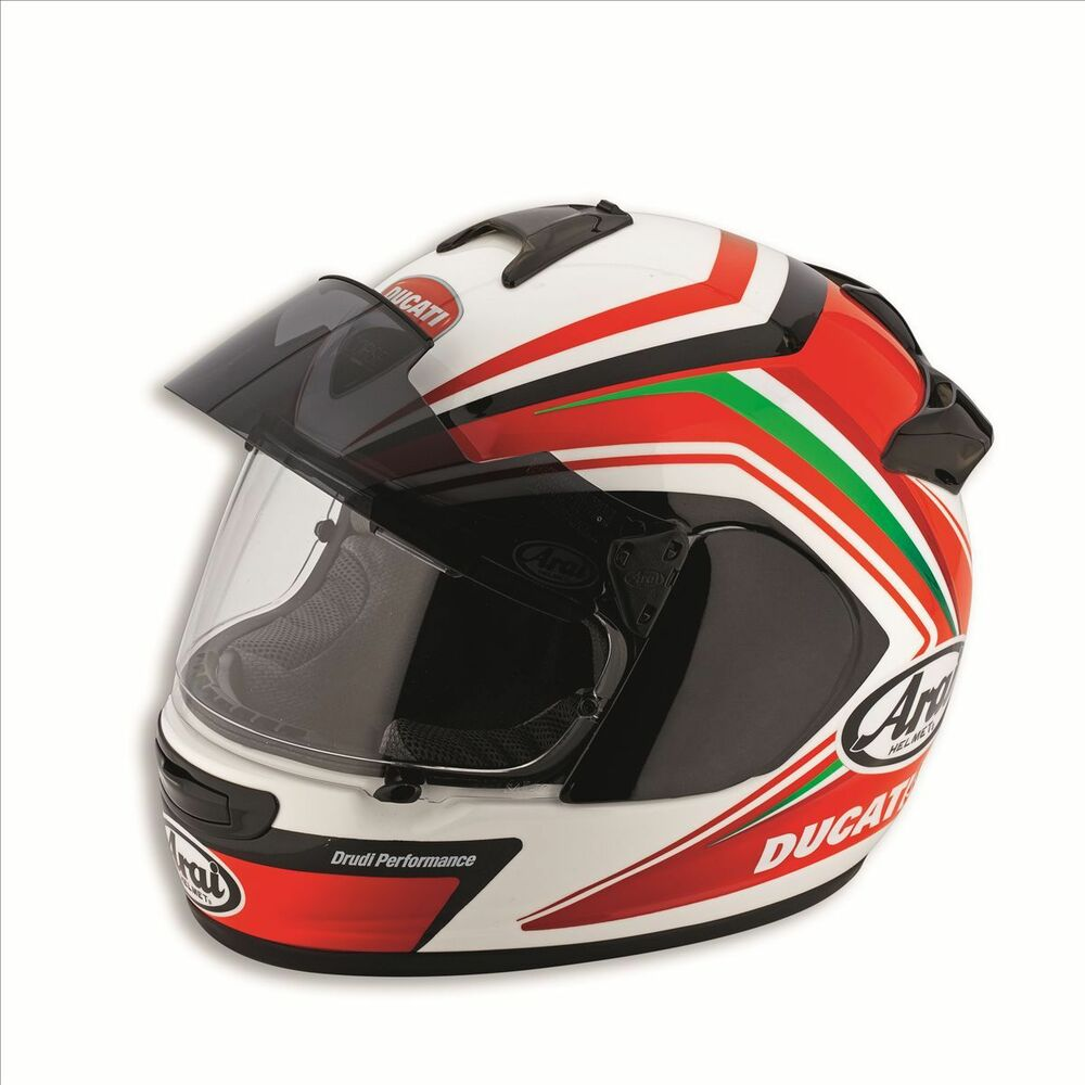 ducati corse sbk 2 pro helm arai chaser v helmet mit. Black Bedroom Furniture Sets. Home Design Ideas