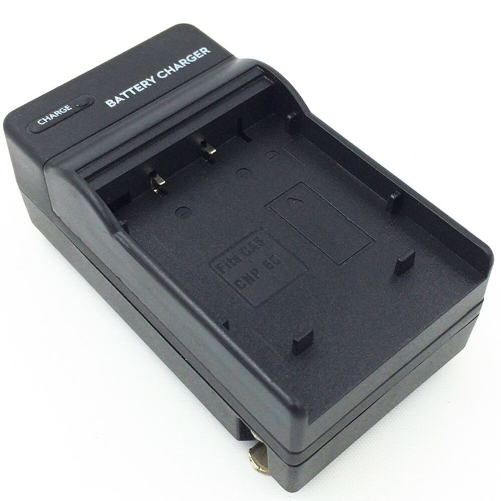 Np60 Battery Charger For Casio Exilim Ex S10 Ex S10a Exs10